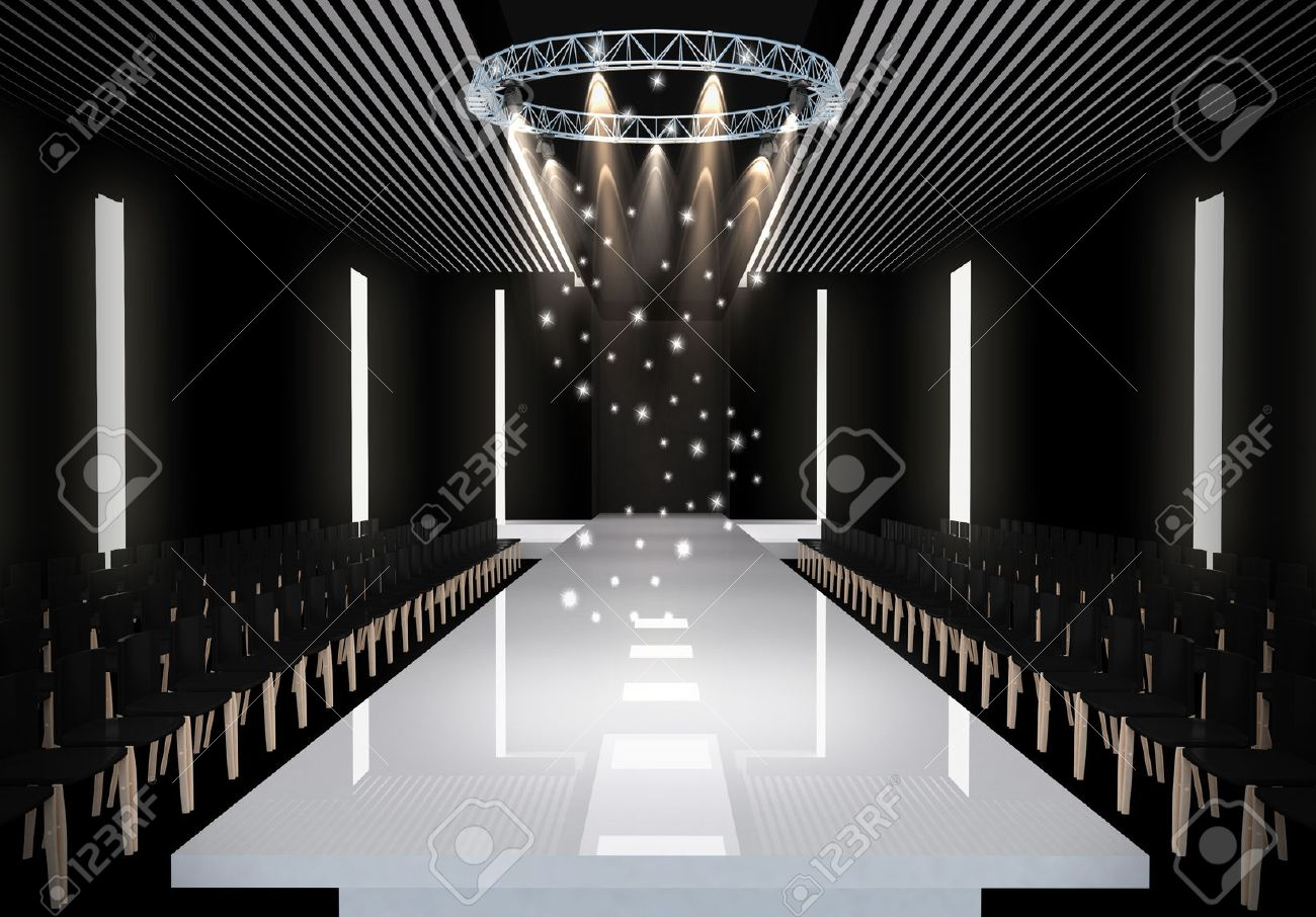 Muswada chapter chapitre un deuxi me partie - Fashion show stage design architecture plans ...